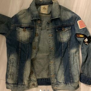 Dolls kill lynyrd skynyrd denim / jean jacket